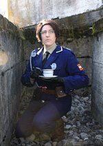 Cosplay-Cover: Austria ~ Roderich Edelstein ~ WW2 (Manga Cover Vo