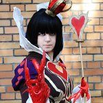 Cosplay: Queen of Hearts