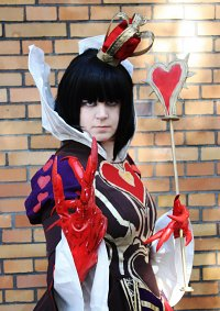 Cosplay-Cover: Queen of Hearts