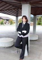 Cosplay-Cover: Shinjiro Aragaki ~ tuxedo