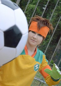 Cosplay-Cover: Endou Mamoru