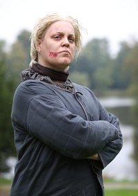 Cosplay-Cover: Brienne of Tarth (ohne Rüstung)