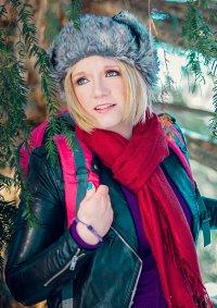 Cosplay-Cover: Samantha Giddings - 2015