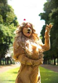 Cosplay-Cover: Der feige Löwe