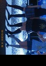Cosplay-Cover: Yami-no-Bakura Fanartversion Girl