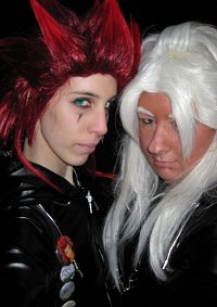 Cosplay-Cover: Xemnas Nr. I (Der Superior)