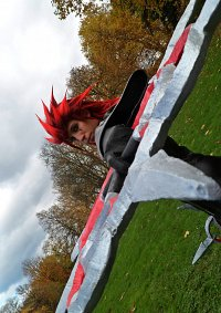 Cosplay-Cover: Axel 2.0