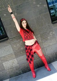 Cosplay-Cover: Brie Bella