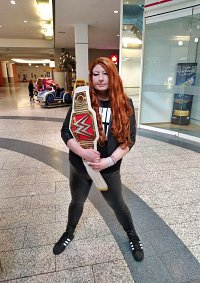 Cosplay-Cover: Becky Lynch