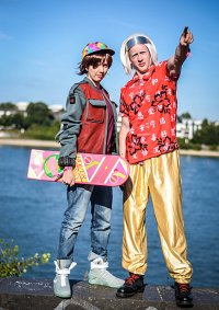 Cosplay-Cover: Marty McFly (2015)
