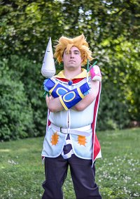 Cosplay-Cover: PatchBobo