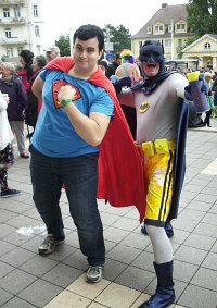 Cosplay-Cover: Superman (First Costume) New 52