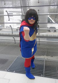 Cosplay-Cover: Ms. Marvel [Kamala Khan]