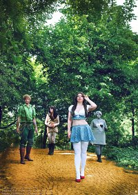 Cosplay-Cover: Dorothy Gale [Grimm Fairy Tales inspired]