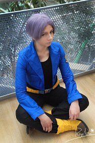 Cosplay-Cover: Trunks Briefs