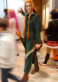 Cosplay-Cover: Tauriel - Daughter of Mirkwood