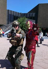 Cosplay-Cover: US Army Special Forces