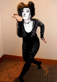 Cosplay-Cover: Mr.Mistoffelees (Song)