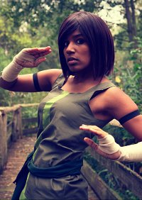 Cosplay-Cover: Korra [Earth Kingdom]