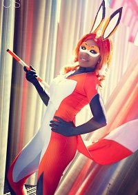 Cosplay-Cover: Rena Rouge