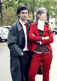 Cosplay-Cover: Miles Edgeworth (Gyakuten Kenji )