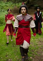 Cosplay-Cover: Azula [Buch II]