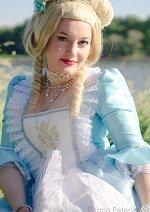 Cosplay-Cover: Marie Antoinette [Artwork]