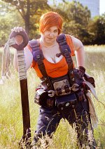 Cosplay-Cover: Ellie (Borderlands 2)