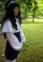 Cosplay-Cover: Tomoyo Daidouji (Chor Dress)