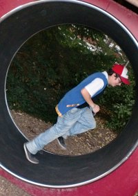 Cosplay-Cover: Ash