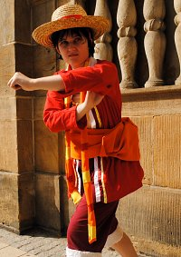 Cosplay-Cover: Monkey D. Luffy - モンキー・D・ルフィ [15th Anniversary]