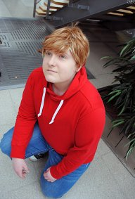 "Cosplay-Cover: Theodore ""Teddy"" Rufus Altman"