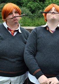 Cosplay-Cover: George Weasley - Schuluniform