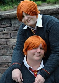 Cosplay-Cover: Fred Weasley - Schuluniform