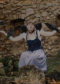 Cosplay-Cover: Schwester der 7 Raben