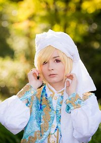 Cosplay-Cover: Ion Fortuna ~Arabic Version~