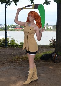 Cosplay-Cover: Aika Thompson [early version]