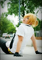 Cosplay-Cover: Kagamine Len 鏡音レン [Camellia]