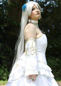 Cosplay-Cover: Calista Wedding Dress [Artbook]