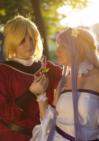 Cosplay-Cover: William Twining [Hamlet]