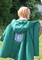 Cosplay-Cover: Petra Ral [Scouting Legion]