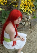 Cosplay-Cover: Erza Scarlet [White Dress]