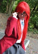 Cosplay-Cover: Erza Scarlet [School-Uniform OVA 2]