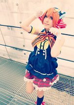 Cosplay-Cover: Rin Hoshizora [Candy Maid]