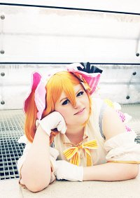 Cosplay-Cover: Honoka Kosaka // Candy Maid