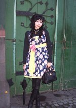 Cosplay-Cover: lolita (meta kimonokleid)