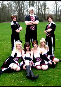 Cosplay-Cover: Project AT Uniform