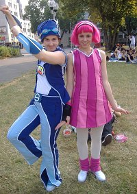 Cosplay-Cover: Stephanie (Lazy Town)