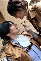 Cosplay-Cover: Eren Jaeger
