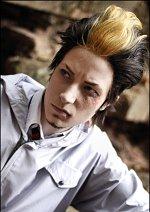"Cosplay-Cover: Ryuji ""Bon"" Suguro [Kyoto-Arc]"
